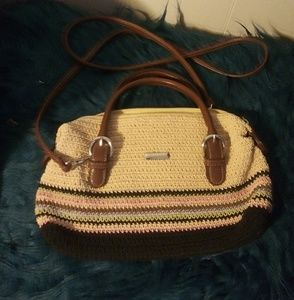 Worthington small crossbody purse with font pocket